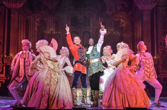 6 Cinderella_Prince, Dandini and company at ball_7513